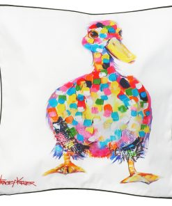 Ducky indoor outdoor cushion cover tracey keller