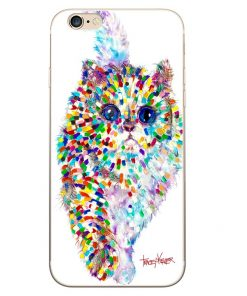 fluffy-kitty-iPhone-case