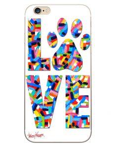 love paw iphone case