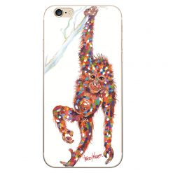 Monkey Swing iPhone Case
