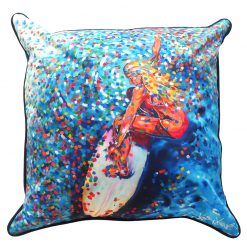 Surfer Girl Cushion Cover Tracey Keller